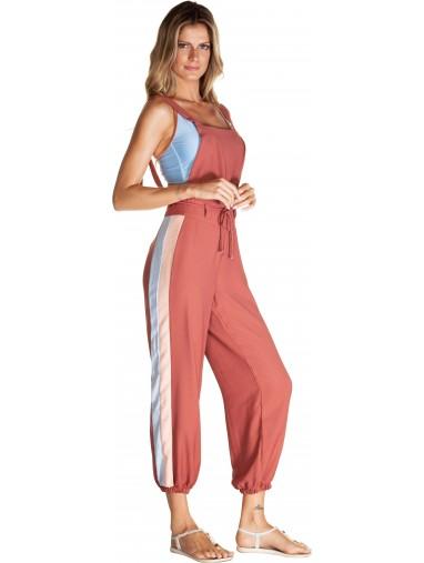 Combinaison pantalon - Color Block