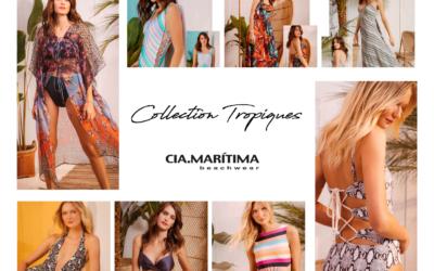 Tropiques, la collection colorée de Cia.Maritima
